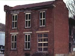 The John P. Parker House.