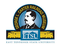 George L. Carter Railroad Museum Logo