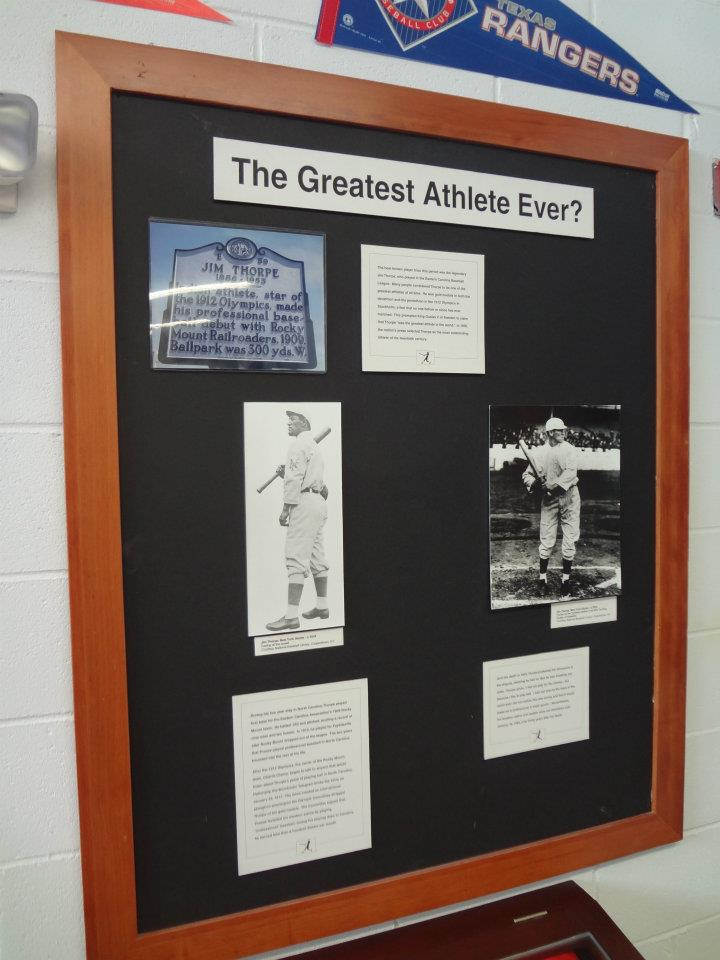 Jim Thorpe tribute