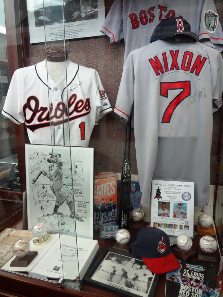 Trott Nixon and Tommy Byrnes Showcase