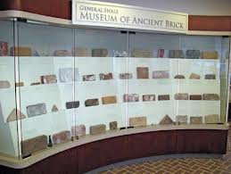 Musuem of Ancient Brick, General Shale Brick Headquarters