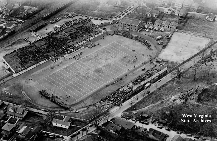 Old Laidley Field (Date Unknown)