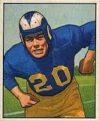 Charleston High's Dick Huffman played for the Los Angeles Rams, Winnepeg Blue Bombers, and the Calgary Stampeders. He is a member of the CFL Hall of Fame.
