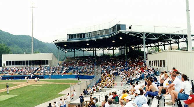 Watt Powell Park 1995
