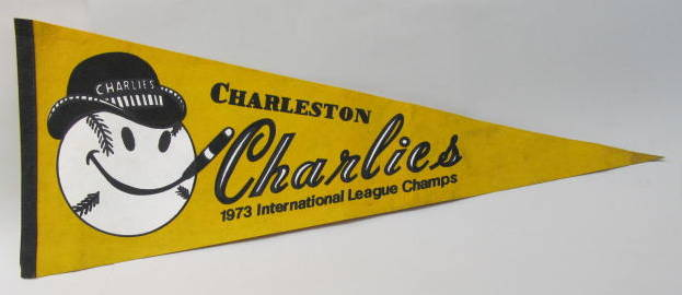Charleston Charlies (Tirple A; 1971- 1983) International League