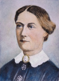 Portrait of Margaret Taylor
