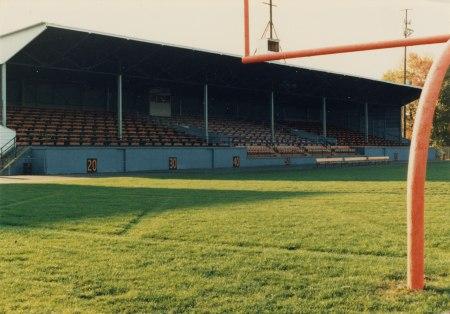 Tanks Memorial Stadium Interior