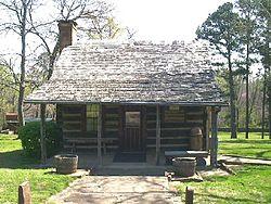 Sequoya cabin courtesy of wikipedia.jpg