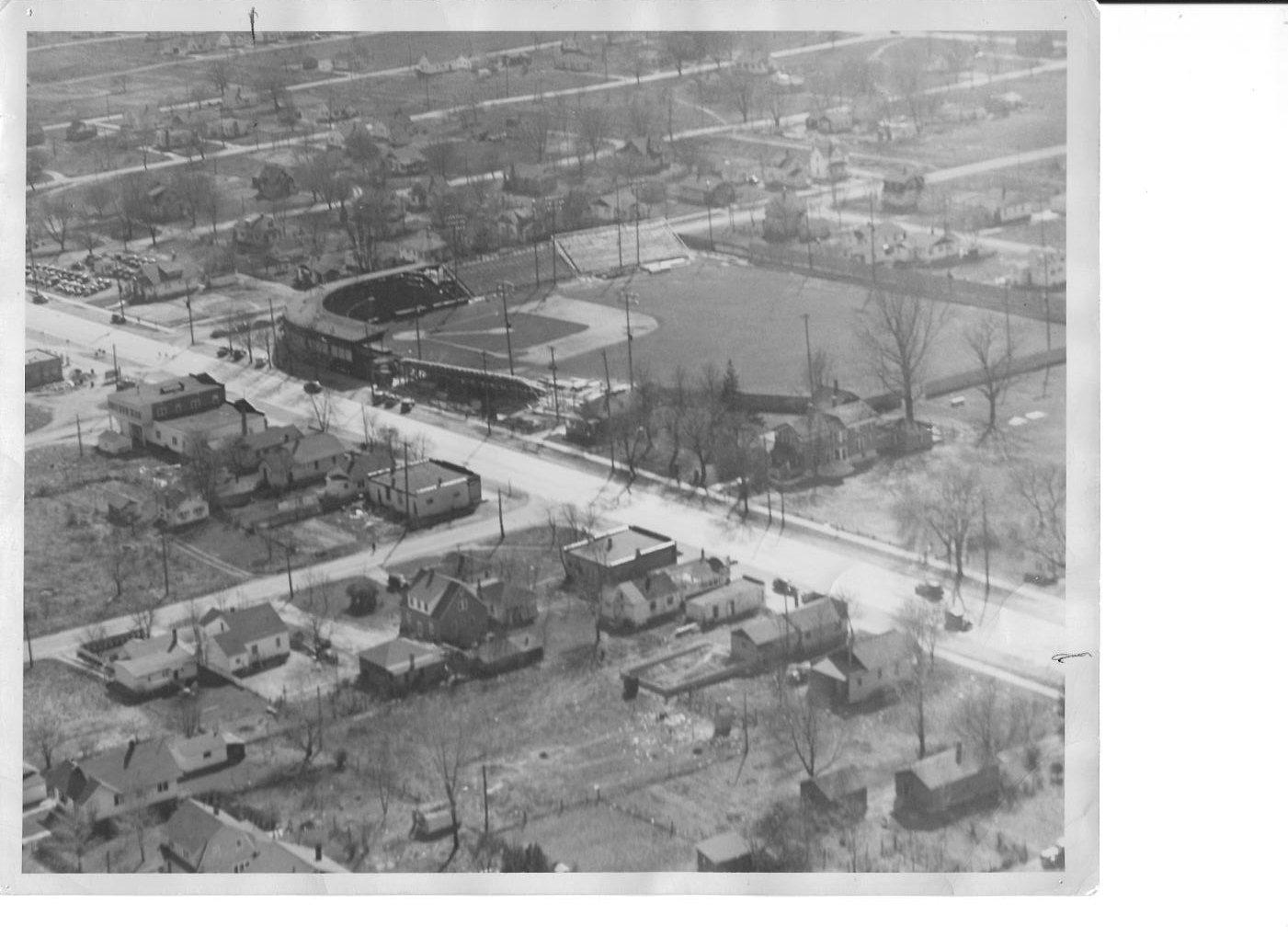 Bigelow Field, about 1937.