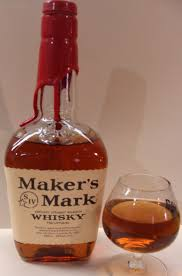 A classic bottle of Makers Mark