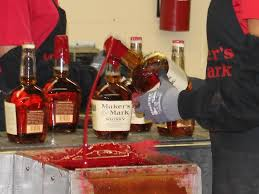 The iconic wax seal in production