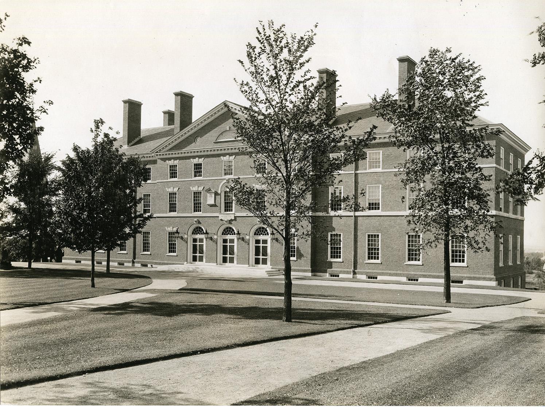 George Washington Hall, 1930s