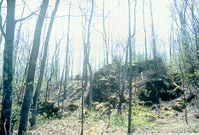 Vinton Furnace today