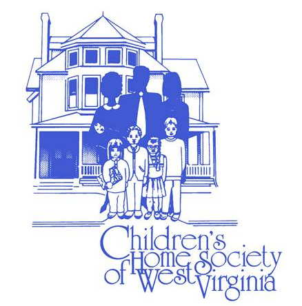 Current logo of the Children's Home Society of West Virginia.