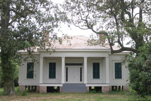 The Coker House after it was remodeled in 2008. Picture was taken from http://mdah.state.ms.us/senseofplace/tag/coker-house/.