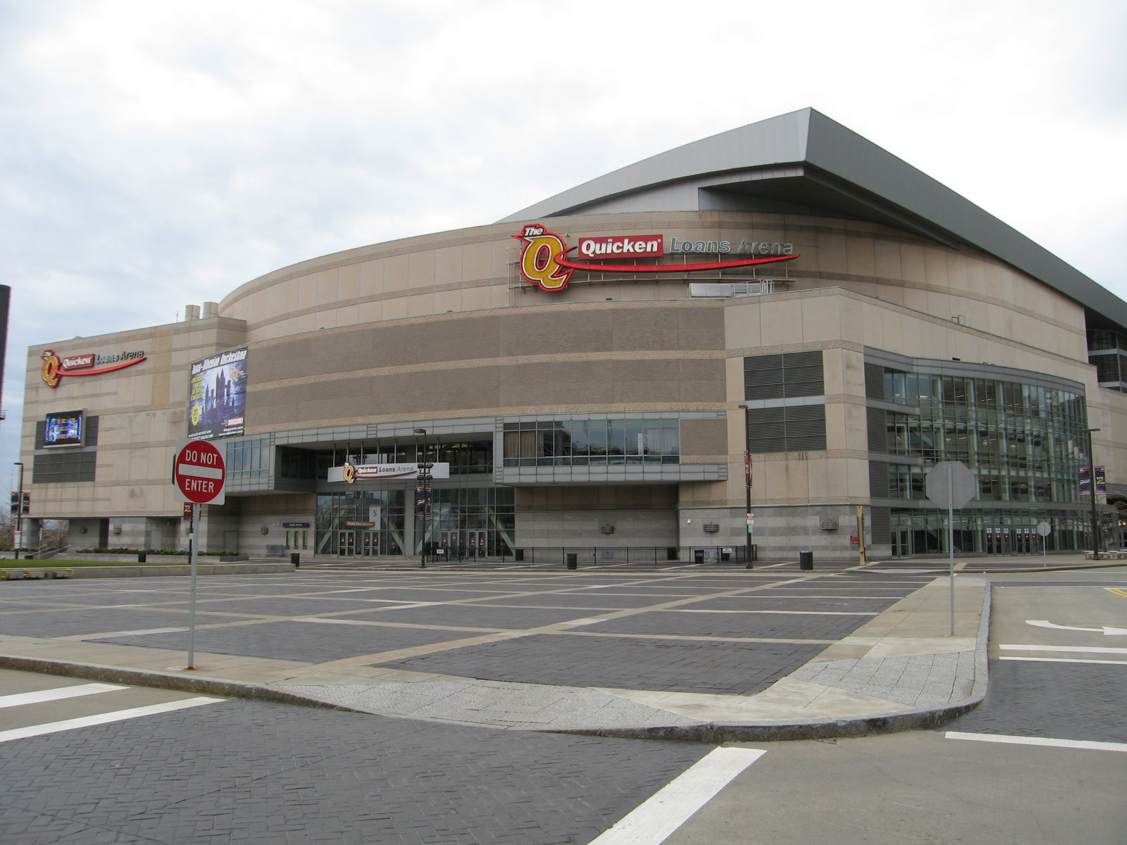 The arena was built in 1994.