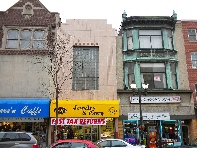 Max Keil Building at 712 Market Street