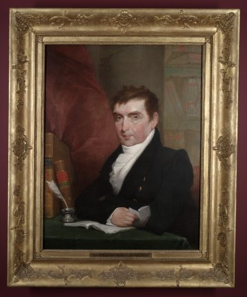 William Smith Shaw, Founder of the Anthology Society http://www.bostonathenaeum.org/paintings-sculpture-online/william-smith-shaw