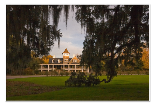 The Magnolia Plantation hours where tours begin and teach the history of the Drayton family.