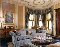 One of the hotel's suites
