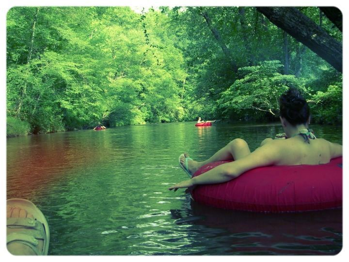 Upper Dan River Tubing: mild to adventurous, 30 minutes to all day Comfortable tubes on a fun but approachable cool water run