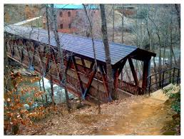 Old Roswell Mill Bridge