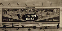 Billboard advertising Heiner's Bakery