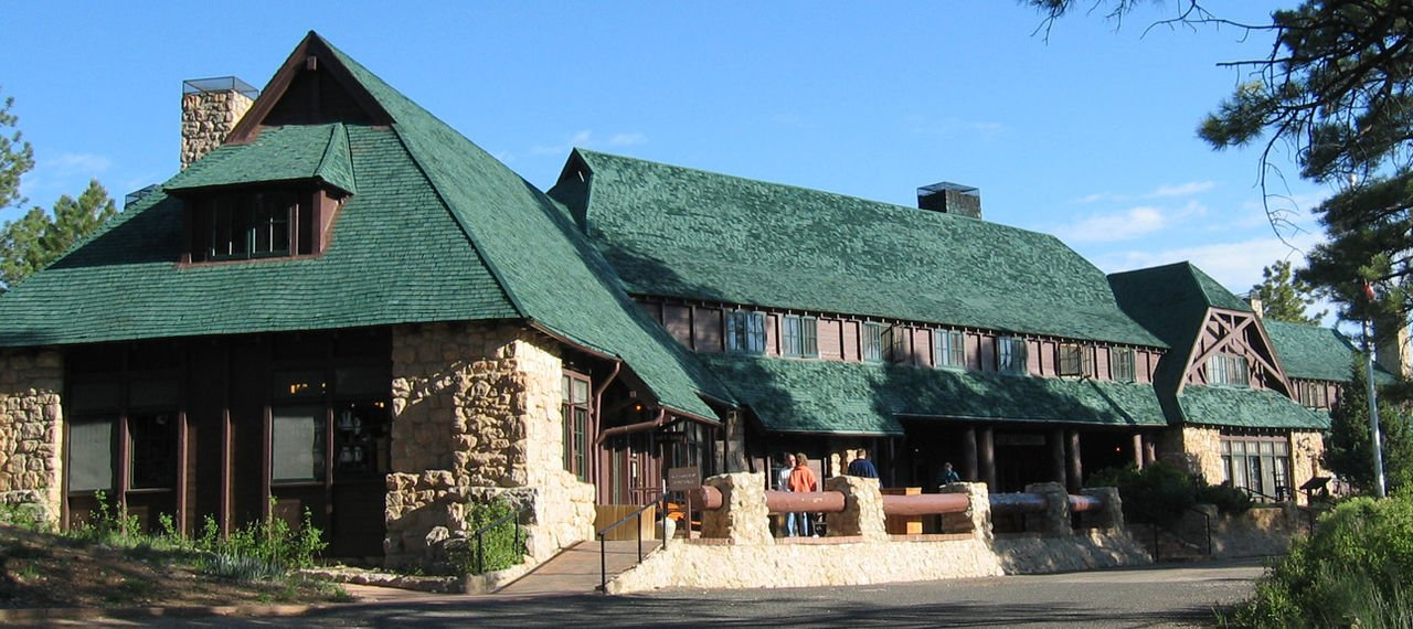 Bryce Canyon Lodge was built in 1925 and is a National Historic Landmark.