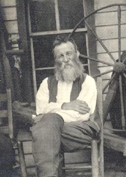 William Creech, Sr. founder of Pine Mountain Settlement School.