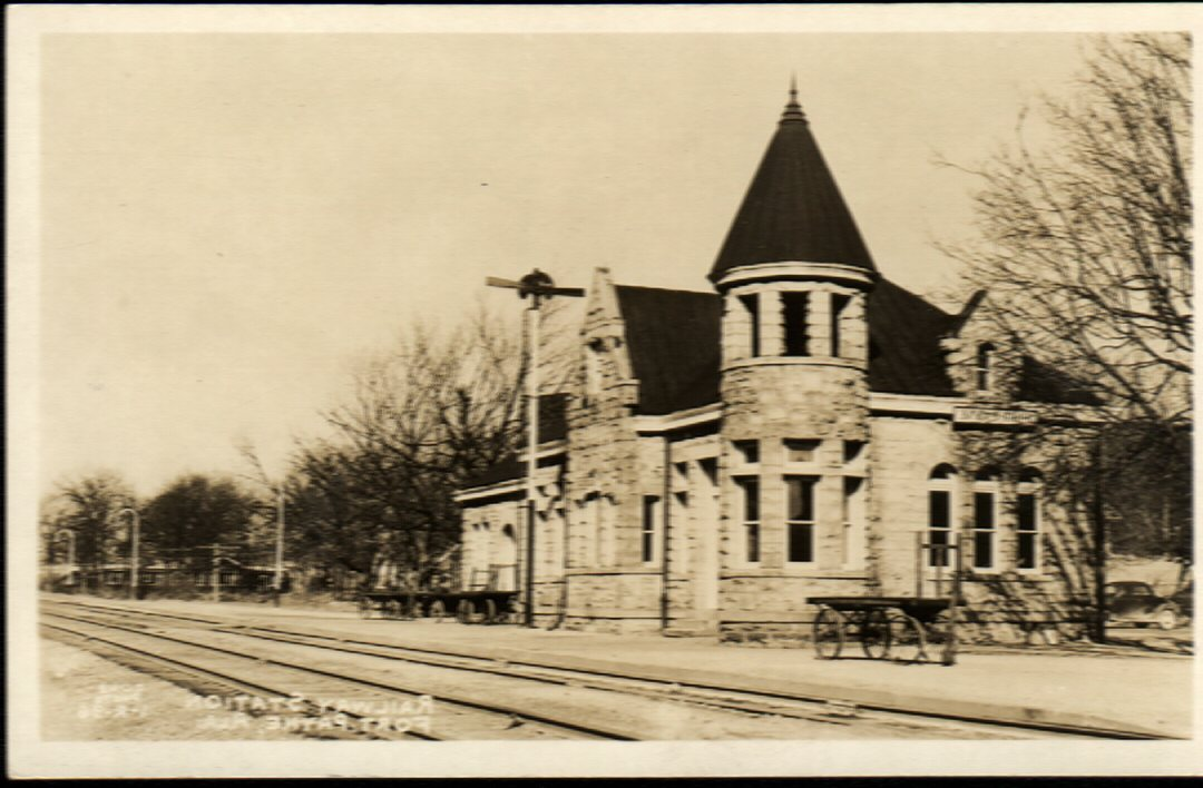 The Alabama Great Southern Railroad Passenger Depot