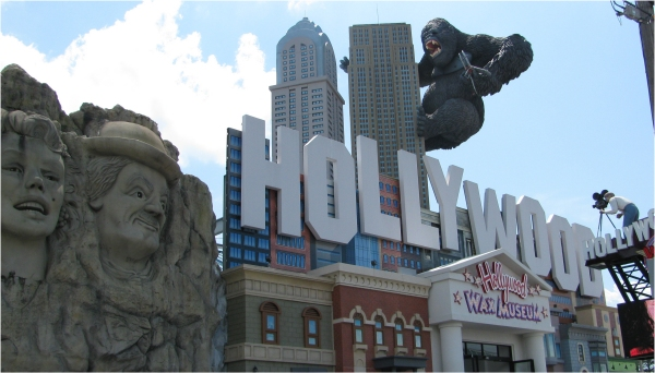 The Hollywood Wax Museum in Branson