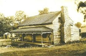 Squire Bottom's house in the 1880s