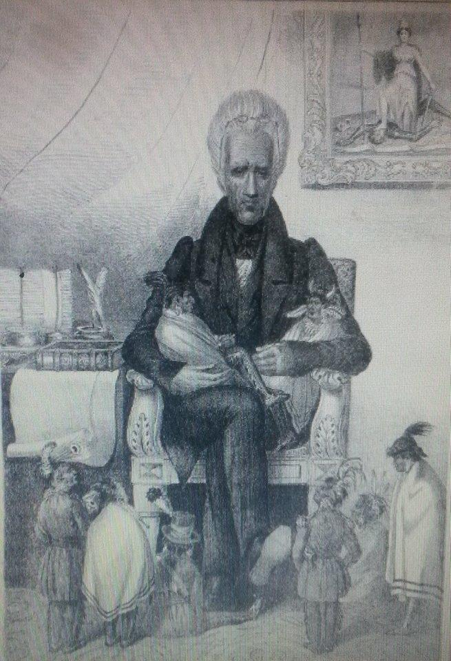 Andrew Jackson .Great Father. courtesy of mrchute.pbworks