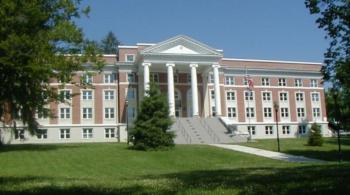 Greenbrier Hall