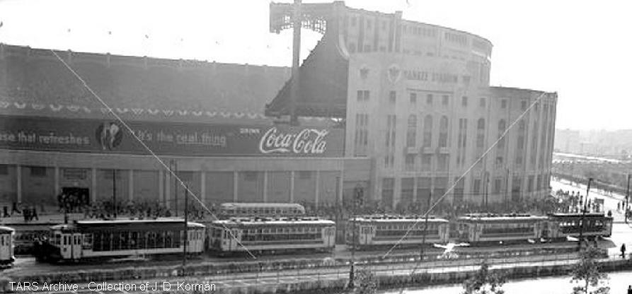 Yankee Stadium, 1938.