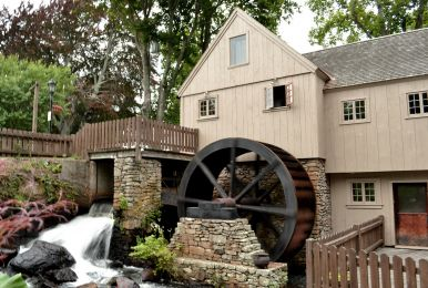 Plimoth Grist Mill (Courtesy of Destination Plymouth County)