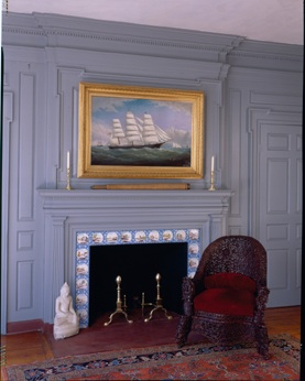 Cabot sold the home to the Beverly Bank in 1802, but continued to live in part of the home through a lease agreement. The Beverly Bank is still in operation, and is one of the oldest in the country.
