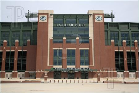 Lambeau Field is where the Statue of Vince Lombardi is located