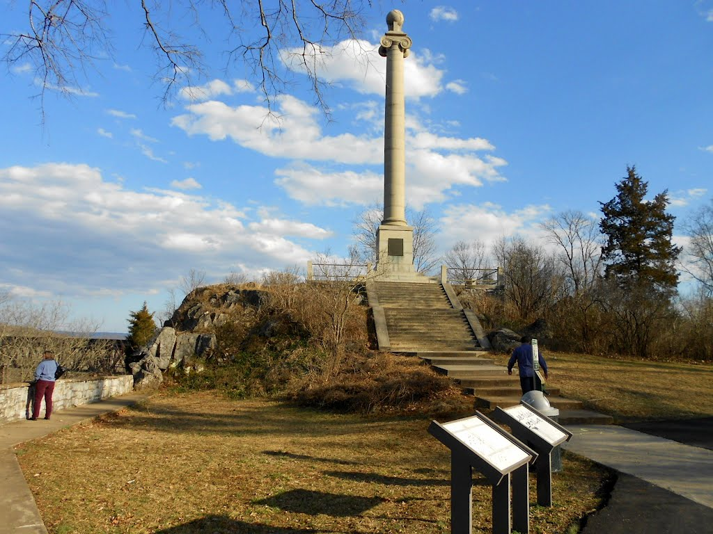 James Rumsey Monument