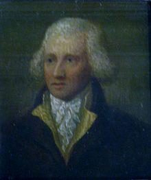 Portrait of James Rumsey
