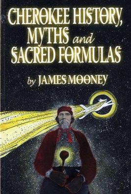 """""""Cherokee History, Myths, and Sacred Formulas"""" book"""