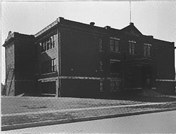 Wichita maintained two schools for African American students in 1912: Toussaint L'Ouverture School at 13th and Mosley and Douglass School at 617 North Water. The city also rented two rooms for black children in other parts of the city.