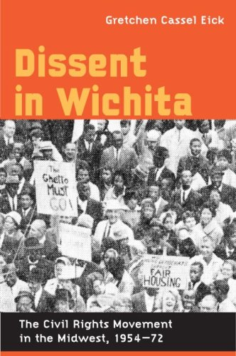 For more about the color line in Wichita, see Dissent in Wichita: The Civil Rights Movement in the Midwest, 1954-72 by Gretchen Cassel Eick by clicking the link below.