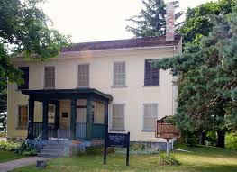 The William & Catherine Hubbard House.