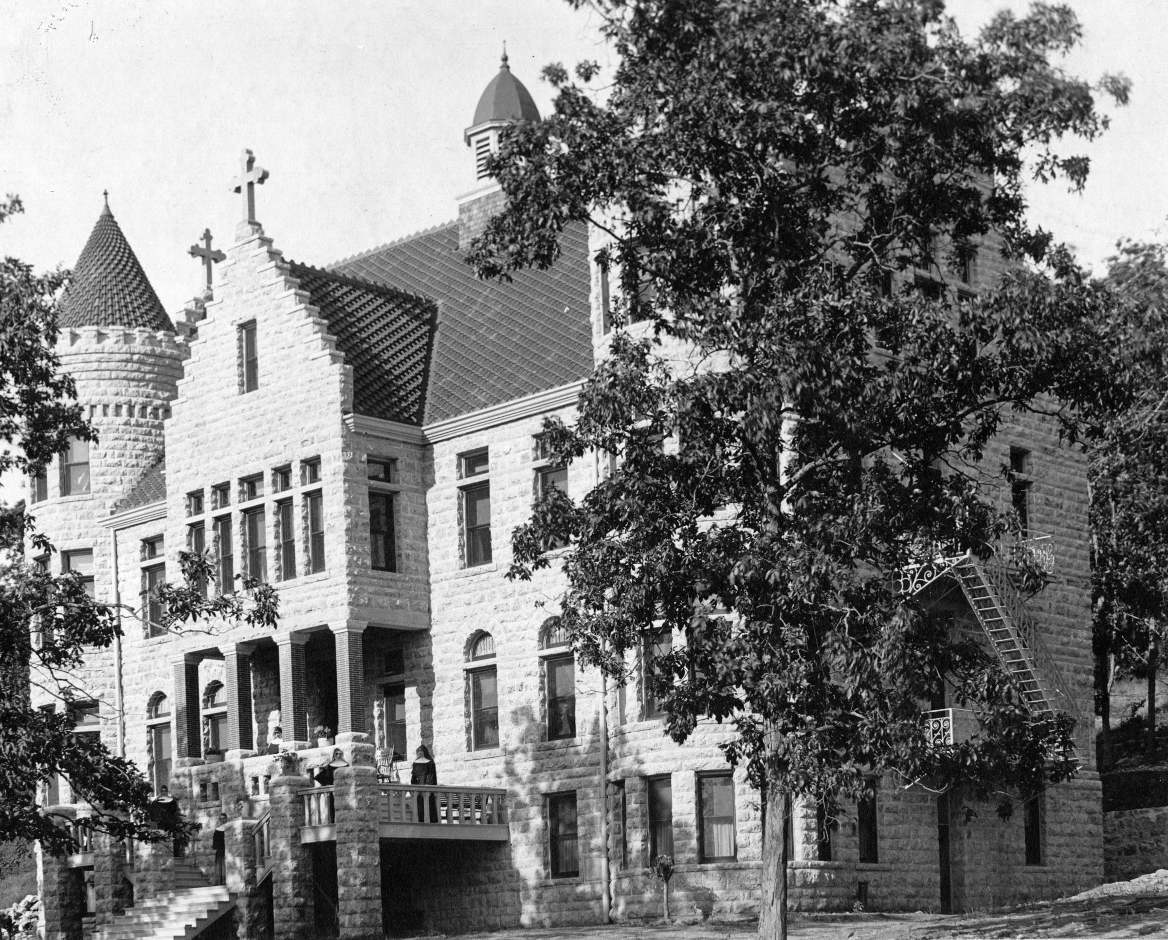 St. Mary's Springs Sanitarium, 1900s.