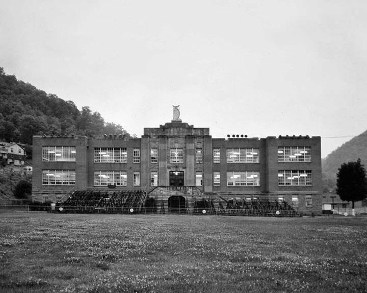 Big Creek High School 1966