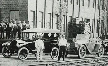 Norwalk Motor Car Factory, Miller Avenue