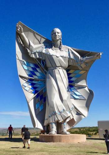 Dignity Statue