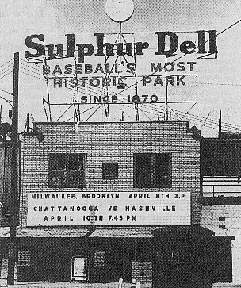 Sulphur Dell is known as one of the most historic parks in baseball. Numerous teams battled on the field for over a hundred years until its demise in 1969.
