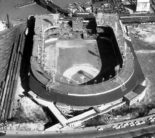 The Polo Grounds were home to the New York Giants as well as many iconic moments in baseball history. The elongated dimensions contributed to the importance of the field.
